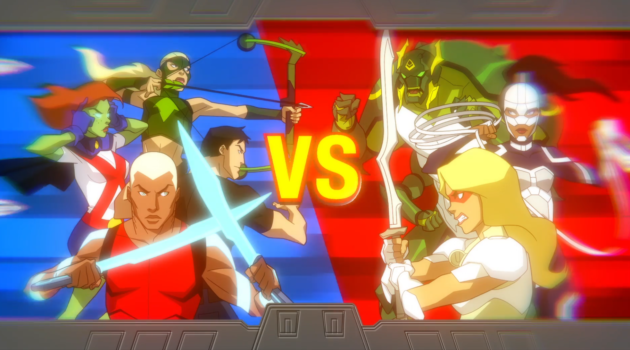 """""""Antisocial Pathologies"""" & """"Terminus"""" Recap – Young Justice: Outsiders"""
