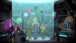 """The Sixth Key"" Recap – Final Space"