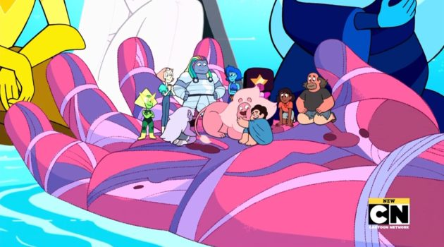 Series Finale Reactions – Steven Universe