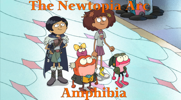 The Newtopia Arc: Theories & Family Feels – Amphibia