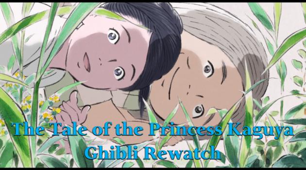 The Tale of the Princess Kaguya – Ghibli Rewatch