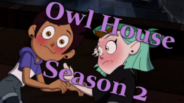 I'll Jump Out the Window When They Kiss – The Owl House Season 2