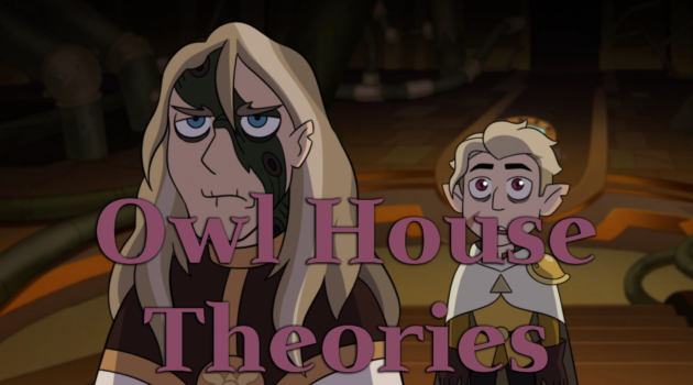 It's Hard to Know Who's Whose Grimwalker Anymore – The Owl House Mid-Season 2 Theories