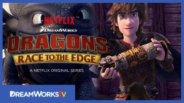 DreamWorks Dragons – Overly Animated Podcast #10