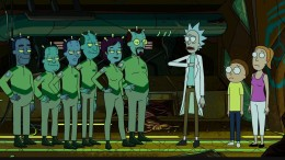 Auto Erotic Assimilation (Rick and Morty) – Overly Animated Podcast #28