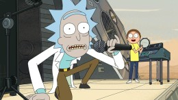 Get Schwifty (Rick and Morty) – Overly Animated Podcast #34