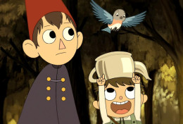 Over the Garden Wall 1 – Overly Animated Podcast #32
