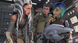The Lost Commanders (Star Wars Rebels) – Overly Animated Podcast #58