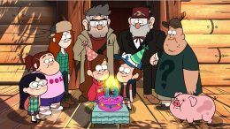 Weirdmageddon 3: Take Back The Falls (Gravity Falls) – Overly Animated Podcast #114