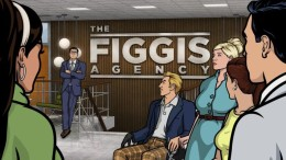 The Figgis Agency (Archer) – Overly Animated Podcast #135