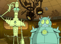 Hidden Gems: Robotomy