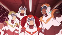 Shiro's Escape & Greening the Cube (Voltron: Legendary Defender) – Overly Animated Podcast #308