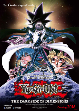 Yu-Gi-Oh! The Dark Side of Dimensions – Overly Animated Podcast #348