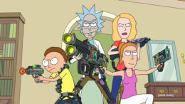 Top 5 Rick and Morty Episodes