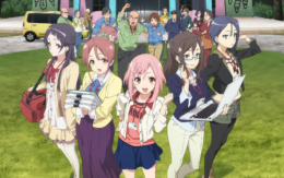 Sakura Quest, a Rare Anime About Adult Female Friends