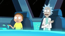 """The Panel for """"Vindicators 3: The Return of Worldender"""" – Rick and Morty"""