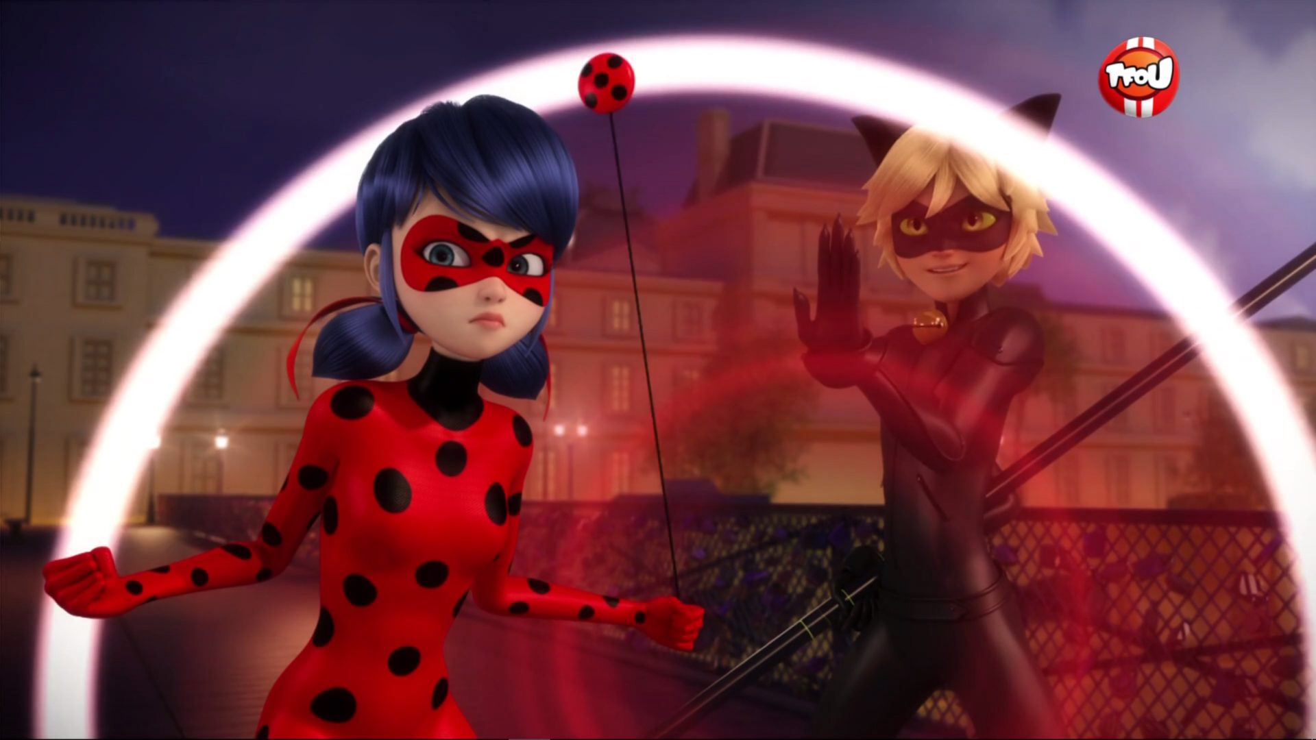 Miraculous Ladybug characters in Ever After High style