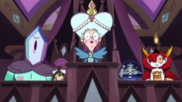 """Panel for """"Butterfly Trap"""" & """"Ludo, Where Art Thou?"""" – Star vs. the Forces of Evil"""