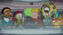 Chapter Ten Recap – Final Space