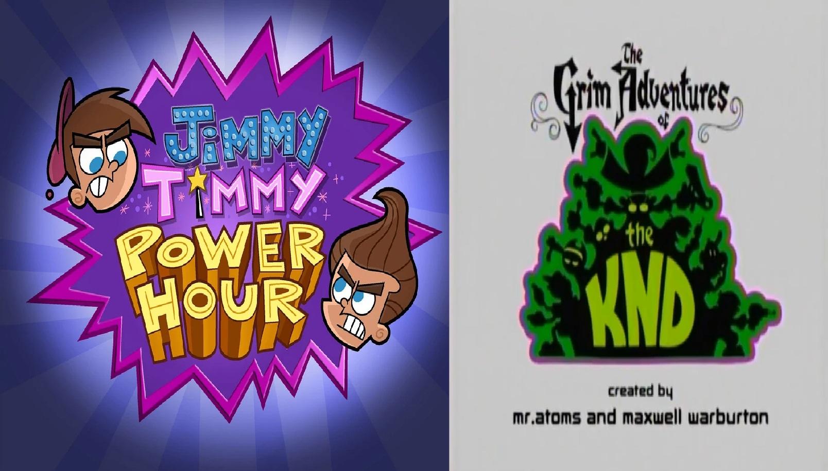 Classic Nickelodeon Vs Cartoon Network Survivor Overly Animated Podcast
