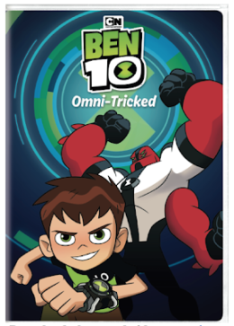 Cartoon Network's BEN 10 OMNI-TRICKED Arrives on DVD 9/18