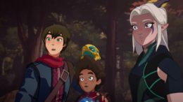 Season 1 Recap – The Dragon Prince