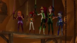 Sean Jara & Matt Ferguson Interview – Mysticons