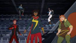 """""""Marvel Rising: Secret Warriors"""" Discussion"""