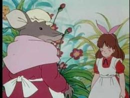 Goodwill Grabs: Thumbelina A Magical Story