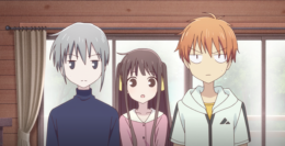 """I Wouldn't Say That"" Recap – Fruits Basket"