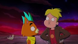 """""""The Remembered"""" Recap – Final Space"""
