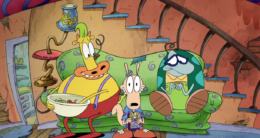 """Rocko's Modern Life: Static Cling"" Review"