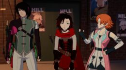 """A Night Off"" Recap – RWBY"