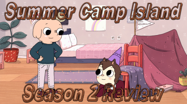 Summer Camp Island Season 2 Review